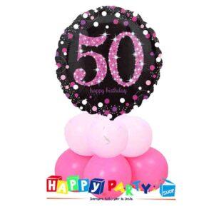 palloncini 50 anni mylar