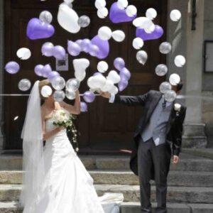 Allestimenti Palloncini Sposi