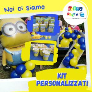 kit personalizzati