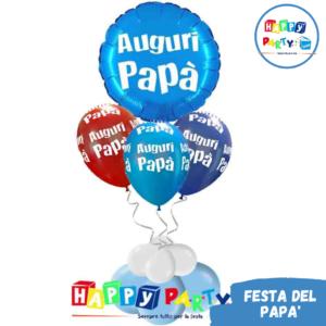 allestimenti palloncini festa del papà